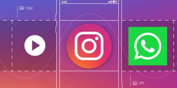 Compartir un vídeo de Instagram en WhatsApp
