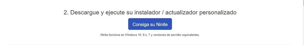 Ninite en español