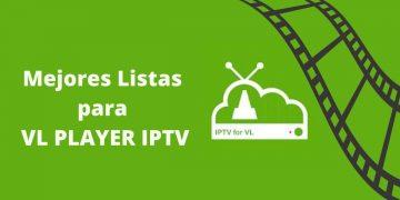 Listas para VL PLAYER IPTV